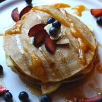 Guten Morgen Wochenende, Ahoi Kürbis! - Cinnamon Pumpkin Pancakes