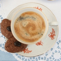 Wiener Kaffeekekserl - Neunmal Kekszeit