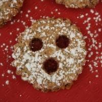 Dinkel-Mohn Linzer Augen - Neunmal Kekszeit
